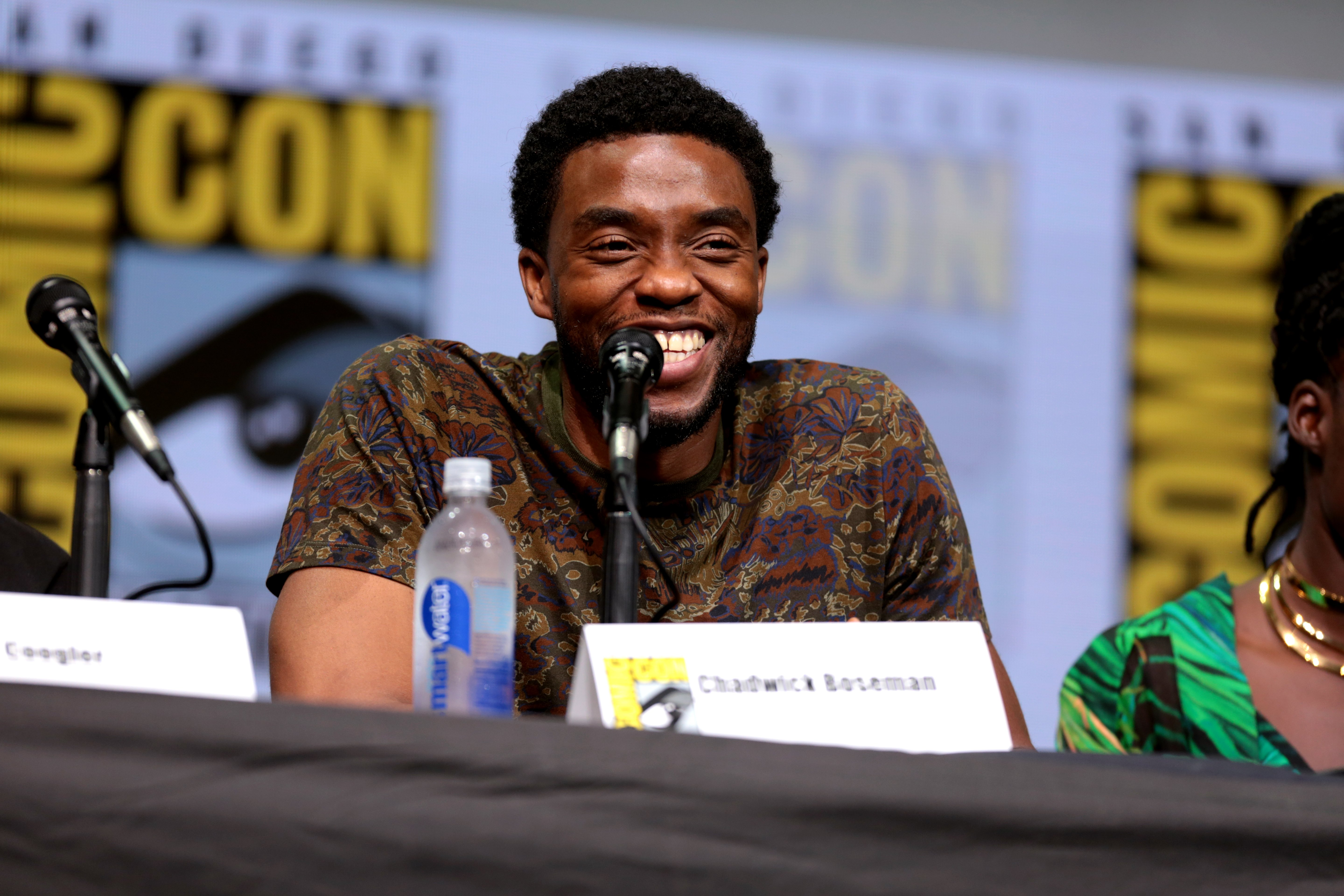 "World Mourns The Loss Of ""Black Panther"" Star Chadwick Boseman"