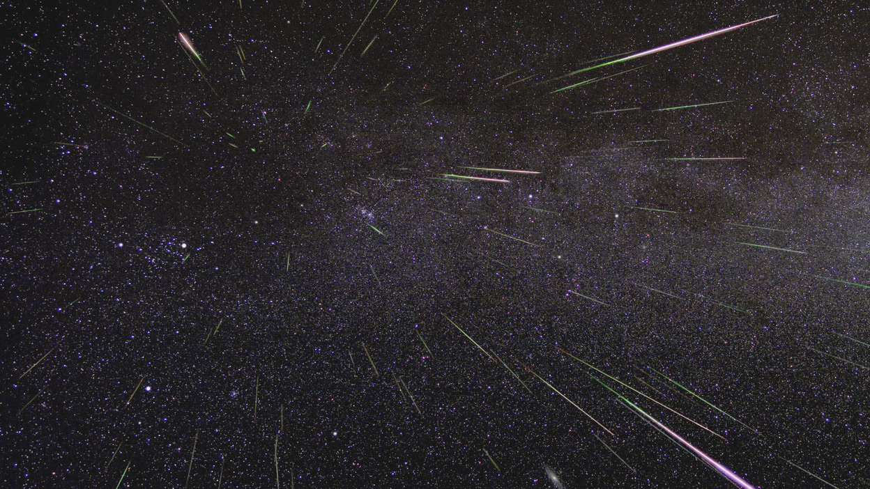 The Perseid Meteor Showers Are Back!