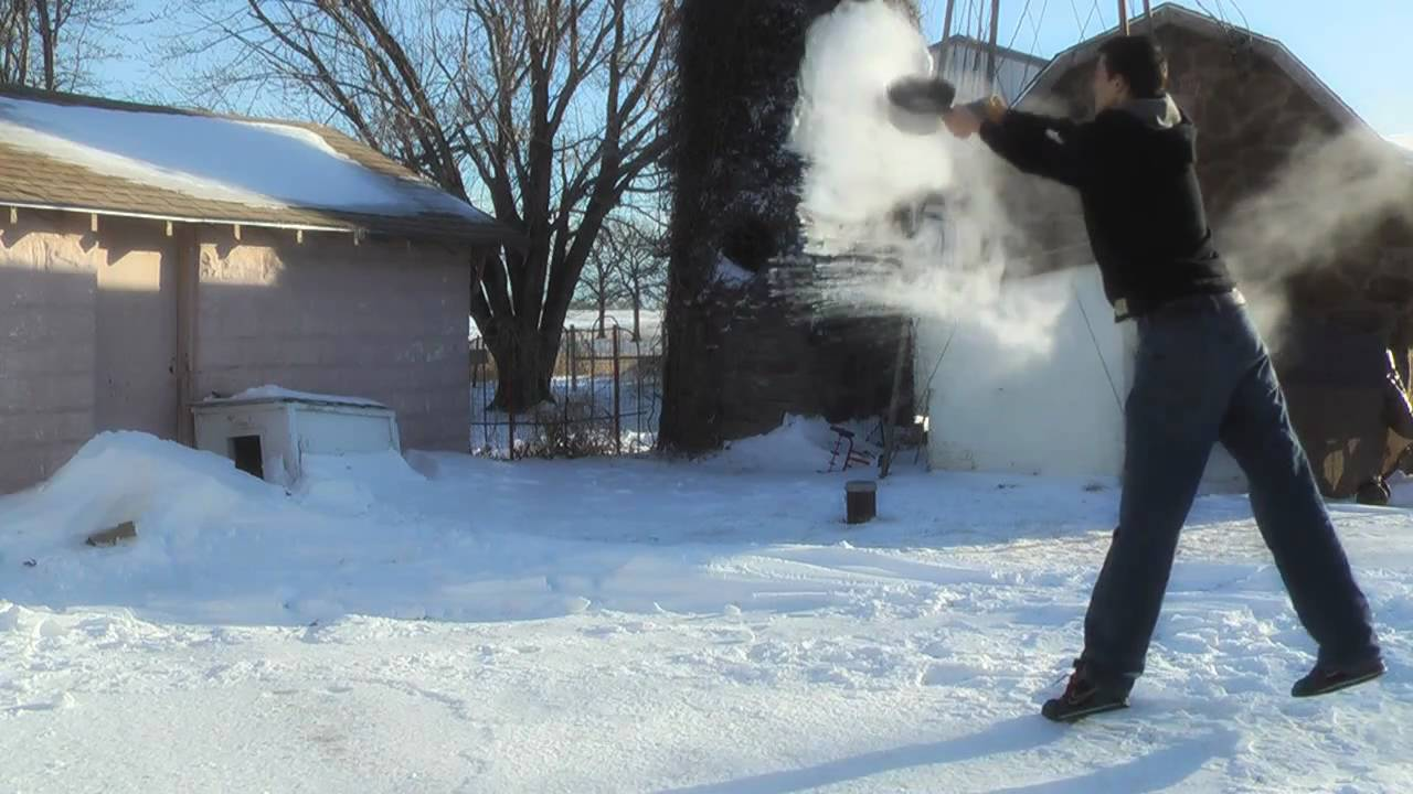 The Unexplained Mystery Of Why Hot Water Freezes Faster Than Cold