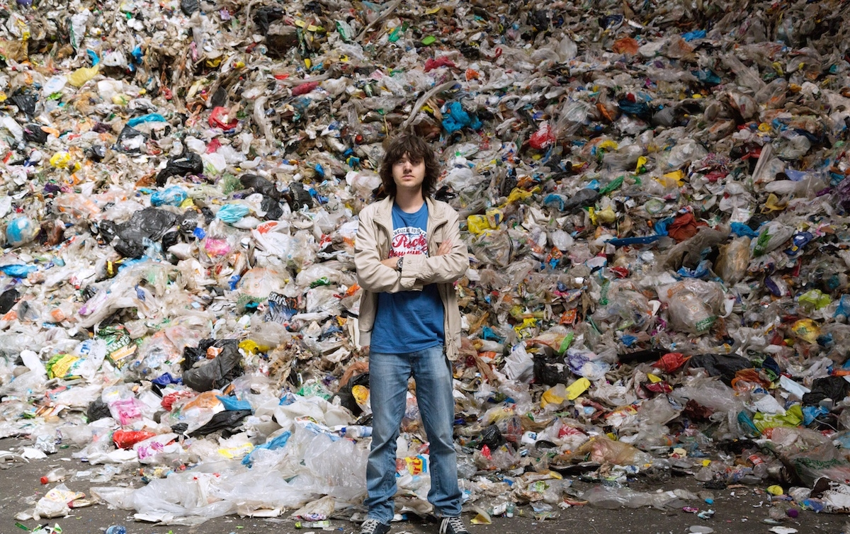 Twenty-Year-Old Boyan Slat Takes On The Monumental Task Of Cleaning ...