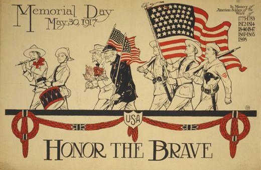 Celebrating Memorial Day