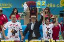 Nathan's Famous July 4th International Hot Dog Eating Contest Crowns New Winner