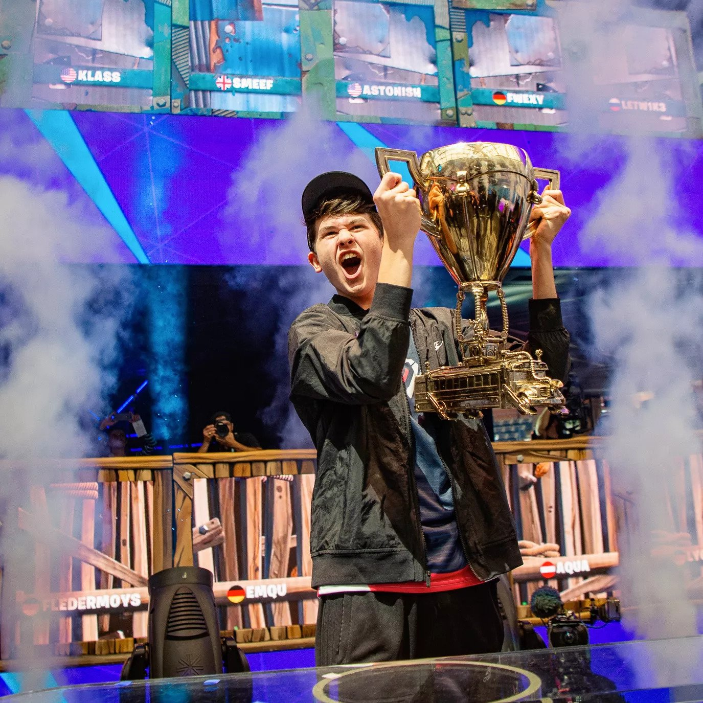 Epic Games Hands Out $30 Million In Cash Prizes At Inaugural Fortnite World Cup