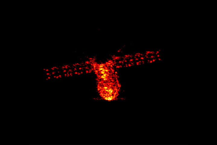 China's Defunct Space Station Meets A Fiery End Over The South Pacific