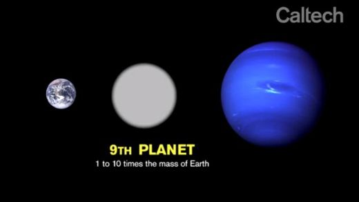 Caltech Scientists Find Evidence Of A Massive Ninth Planet In Our Solar System