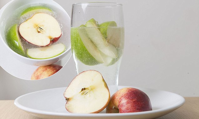 The Crunch Of An Apple And Fizz Of A Soda? Yum!