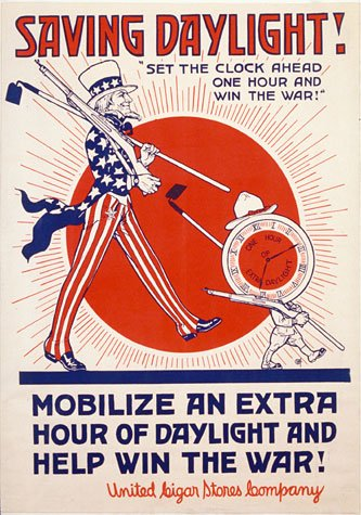 Uncle Sam wants you...to get more sleep.