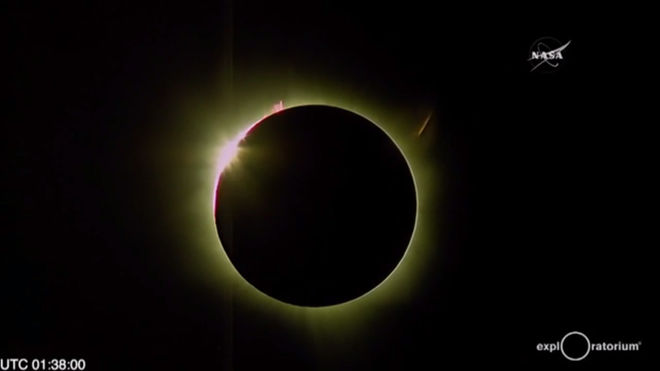 Ring Of Fire Eclipse Georgia Viewing
