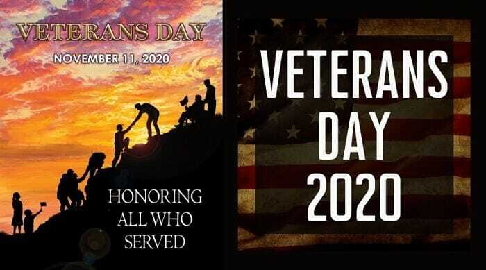 Why Veterans Day Is Celebrated On November 11 And More