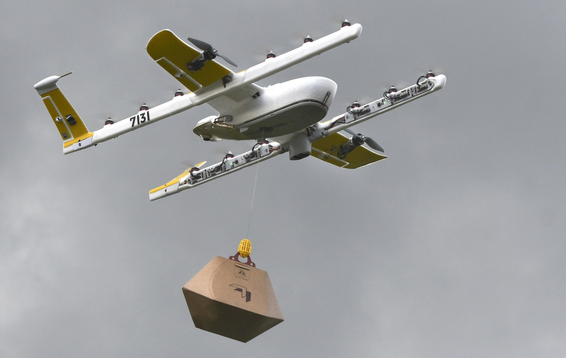 Delivery Drones May Finally Become A Reality In The US Skies