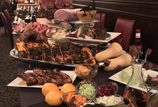 New York Restaurant Takes Thanksgiving Indulgence To A New Level With A $76,000 Feast