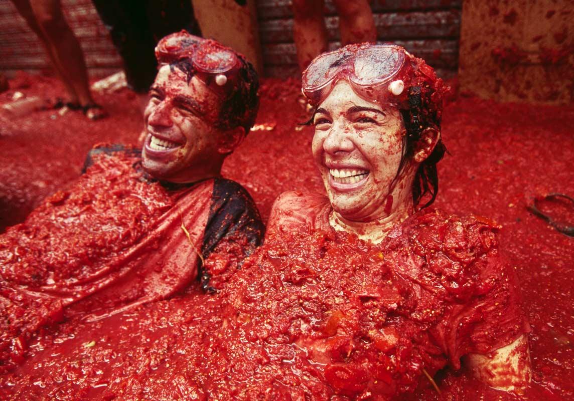 Image result for tomatina festival