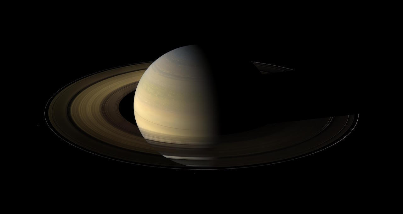 Cassini Spacecraft's 20-Year Mission Ends With A Fiery Explosion Into Saturn