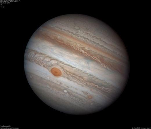 Watch Jupiter Up Close On May 8