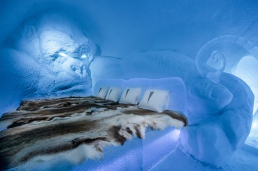 Sweden's Stunning ICEHOTEL Opens For The 28th Year