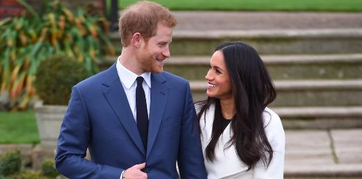 The World Gears Up For Prince Harry's And Meghan Markle's Fairytale Royal Wedding