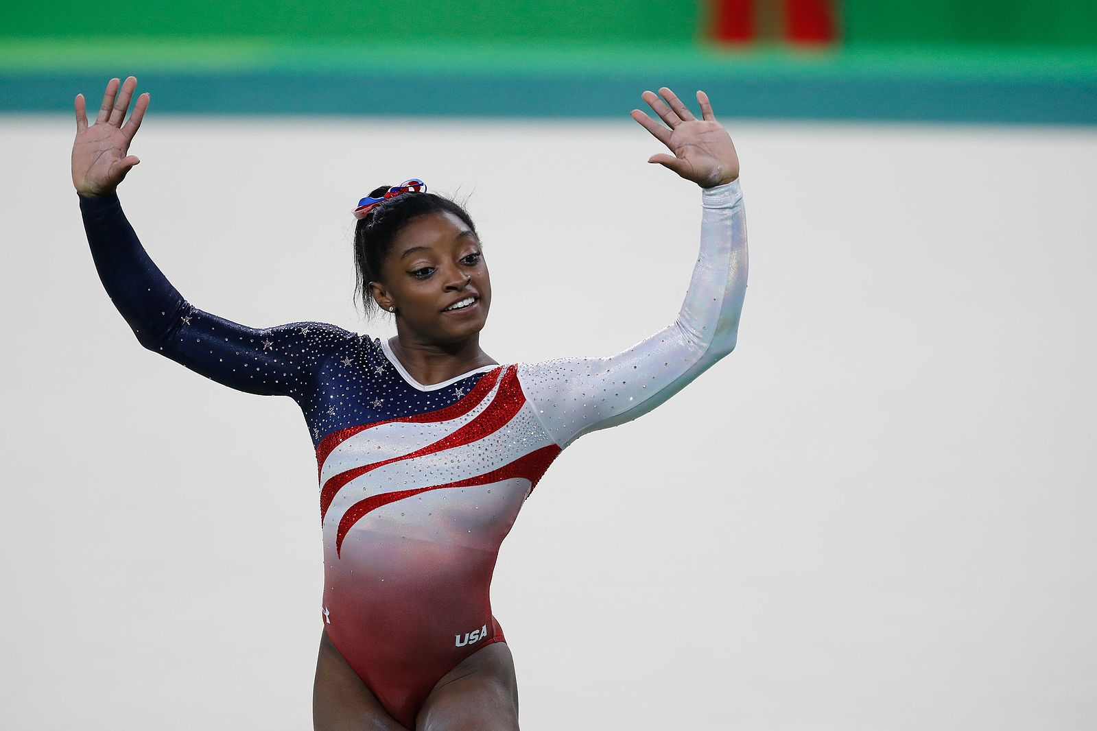 Simone Biles Draws Attention To The Importance Of Mental Health