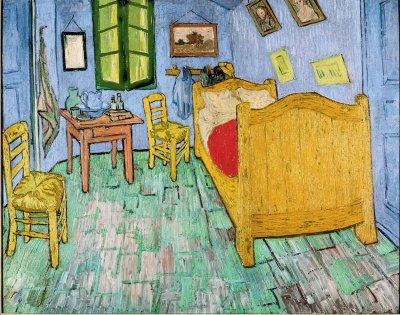 Van Gogh Bedroom In Arles Analysis