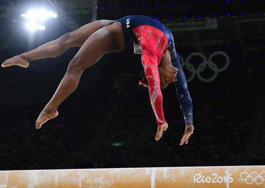 Simone Biles Proves Yet Again She Is The Greatest Gymnast Of All Time