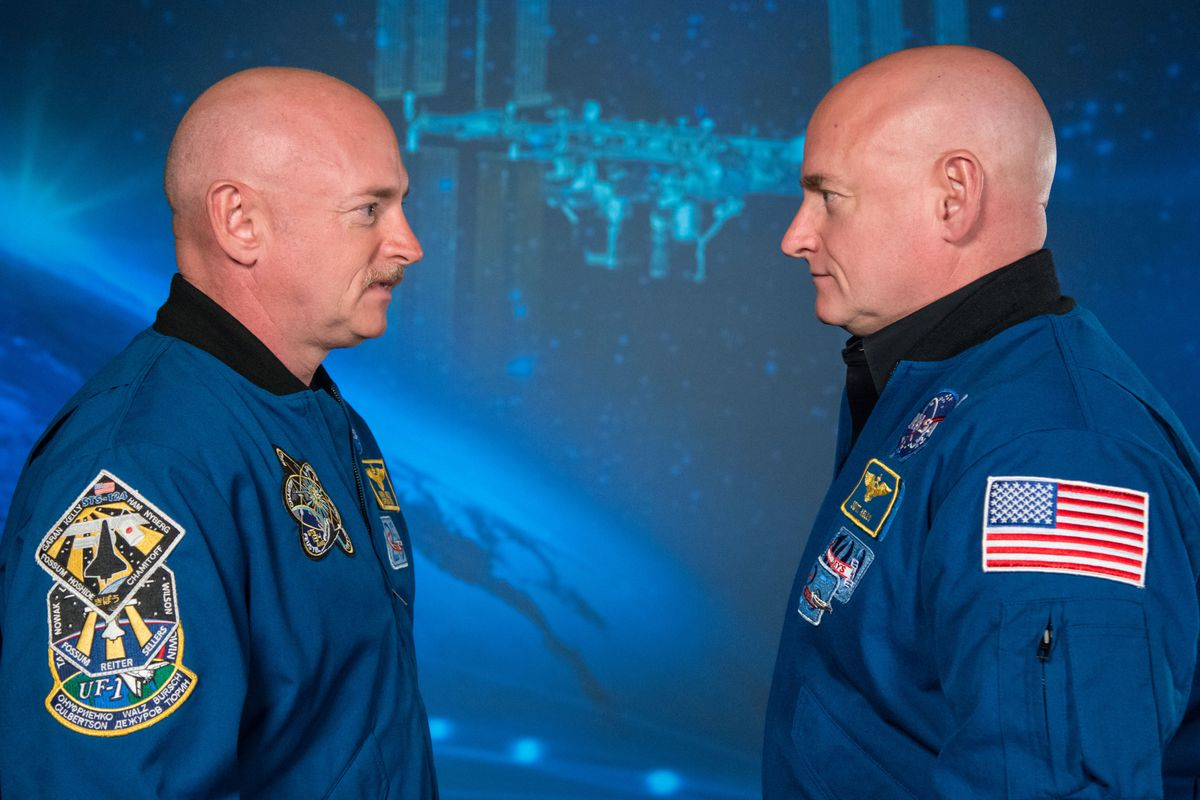 NASA's Landmark Twins Study May Pave The Way For A Mars Mission