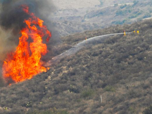 Wildfires Ravage Southern California