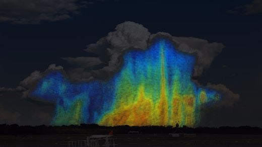 Why Measuring The Size Of Raindrops From Space May Help Improve Weather Predictions