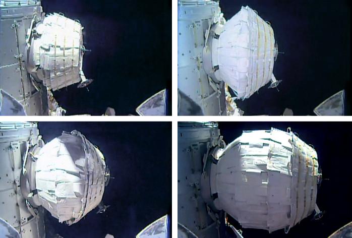 astronaut space habitat - photo #25