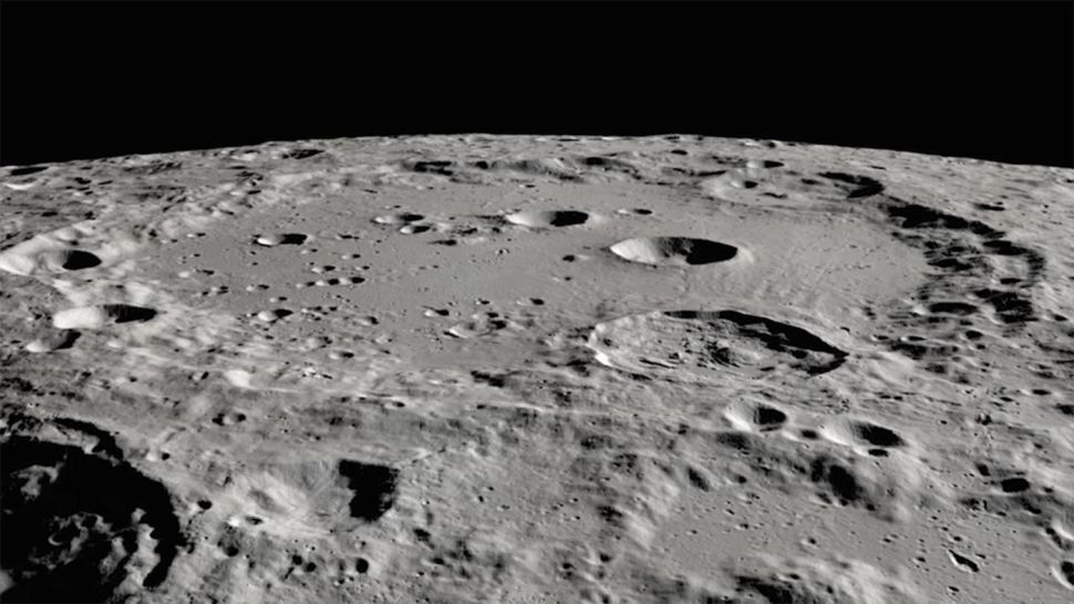 NASA's SOFIA Finds Water On The Moon's Sunlit Side!