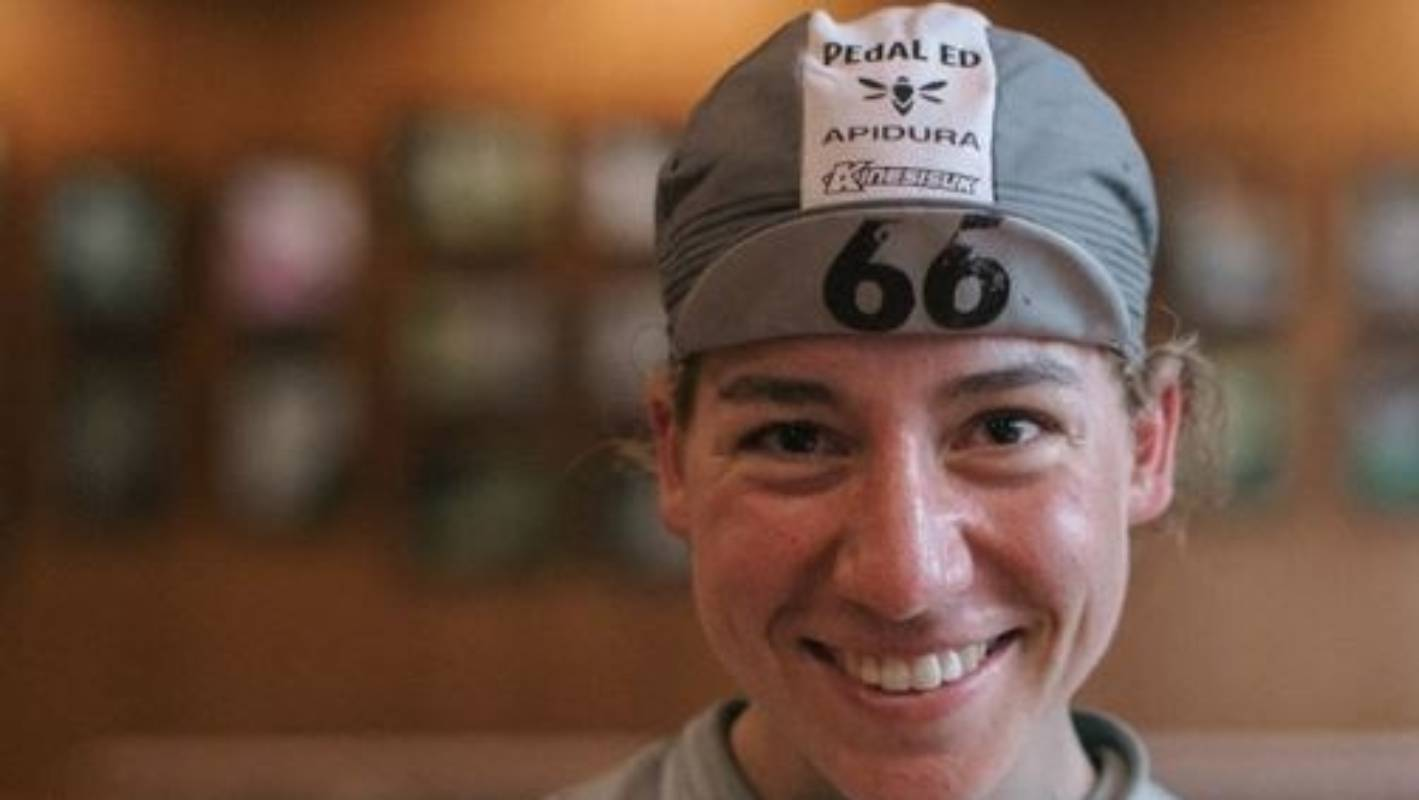 Fiona Kolbinger Is The First Female Cyclist To Win The Grueling Transcontinental Race