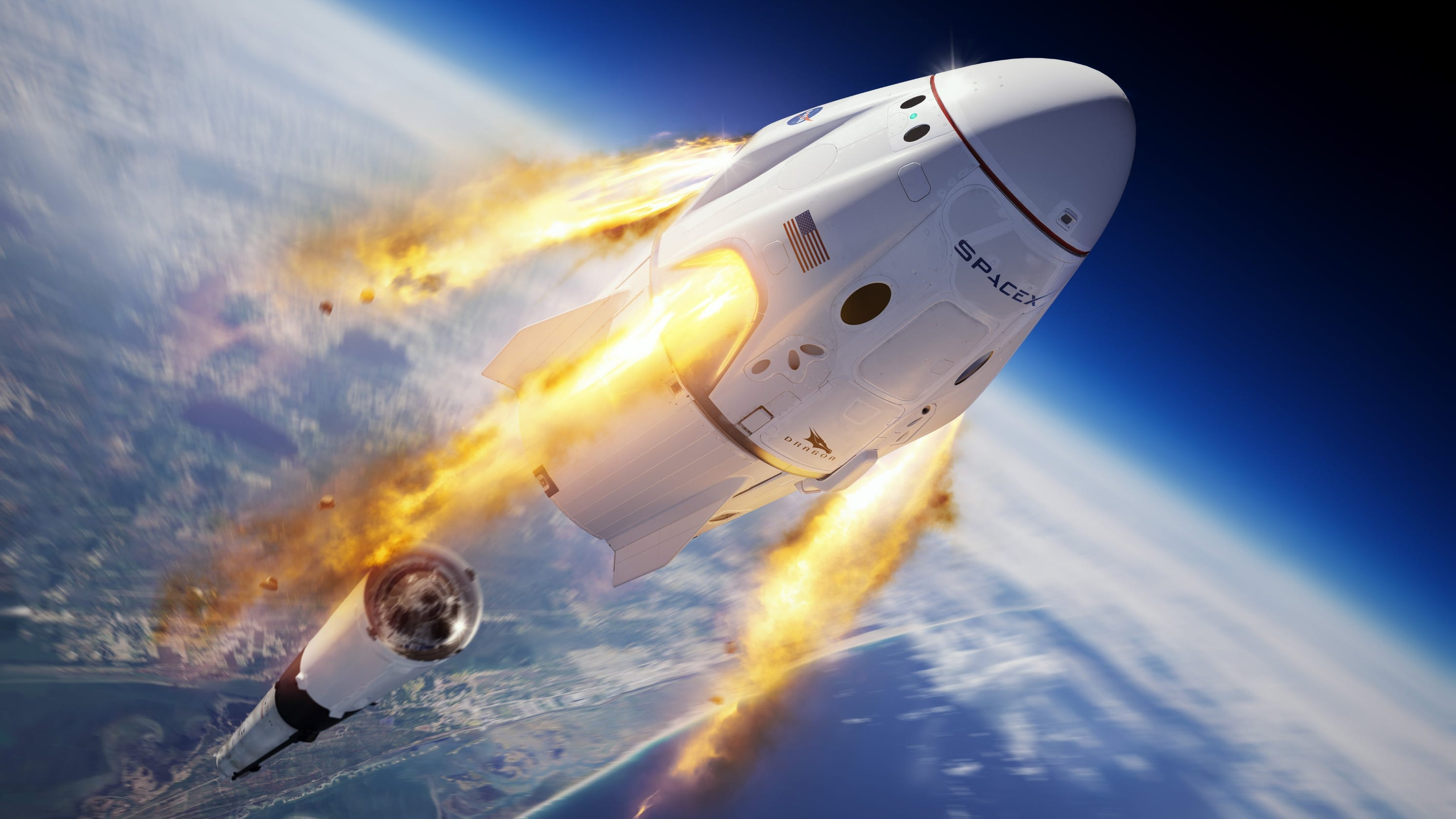 "Millions Of 2020 Graduates Will ""Accompany"" Astronauts On SpaceX's First Crewed Mission To The ISS"