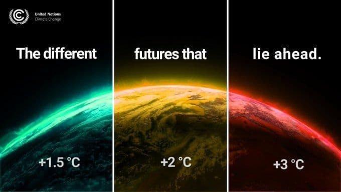联合国气候报告敦促立即采取行动应对气候变化