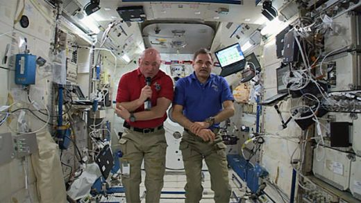 "Scott Kelly's Historic ""Year in Space"" Mission Brings Us One Step Closer to Mars"