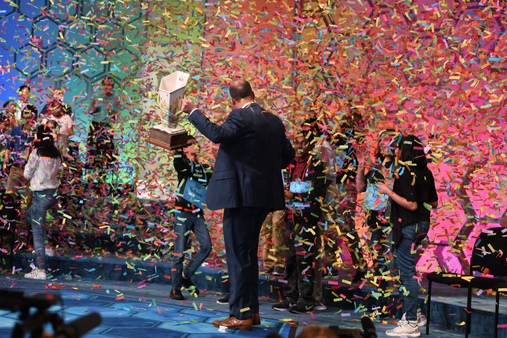 The 92nd Scripps National Spelling Bee Ends In A Historic Eight-Way Tie!