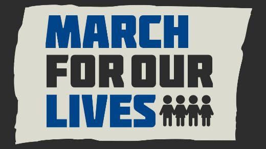 "Parkland Students Organize ""March For Our Lives"" To Plead For Gun Law Reform"