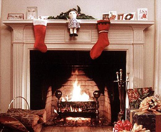 The Yule Log - A Christmas Special Like None Other