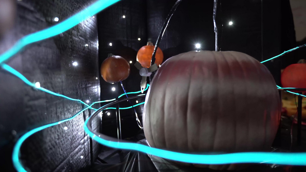 Video Of The Week — Pumpkin Carving Goes Hi-Tech When NASA Engineers Get Involved