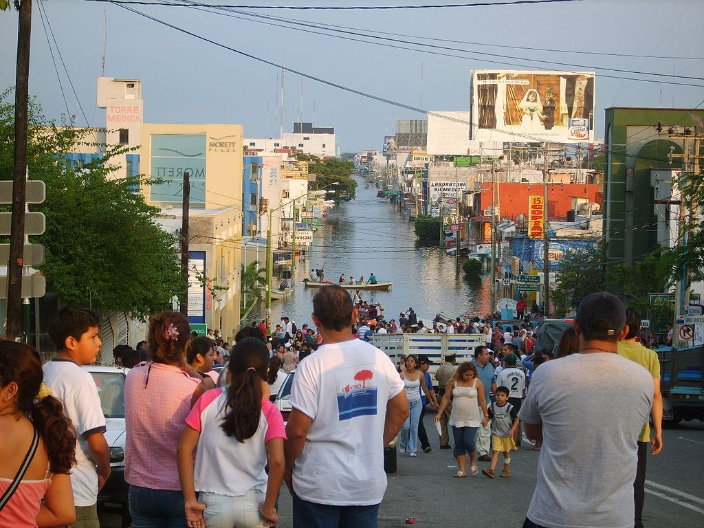 Update on floods in Tabasco, Mexico