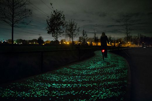 Solar Bike Paths Are All The Rage In The Netherlands