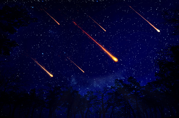 Perseid Meteor Shower Will Be In Full Glory On August 12 ...