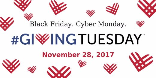 #GivingTuesday Kickstarts The Season Of Giving On November 28