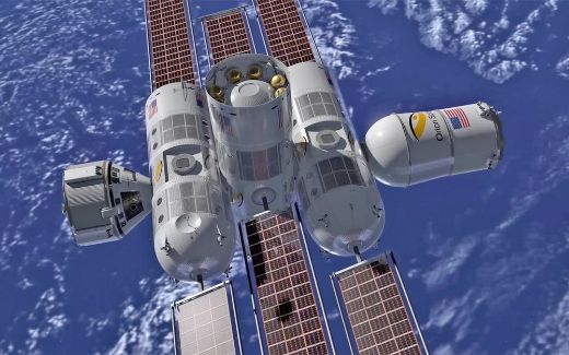 Luxury Space Hotel Promises Guests A Truly Out-Of-This-World Vacation