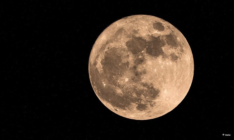 The biggest pink supermoon to appear on 8th April 2020