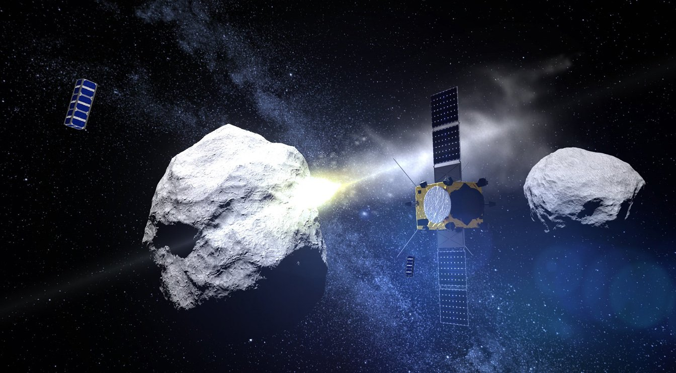 NASA's DART Mission Will Test Our Planetary Defense Capabilities Against Asteroids