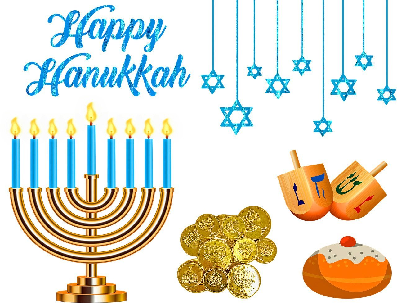 Hanukkah Celebration - Save The Date! @ Zoom | Narberth | Pennsylvania | United States