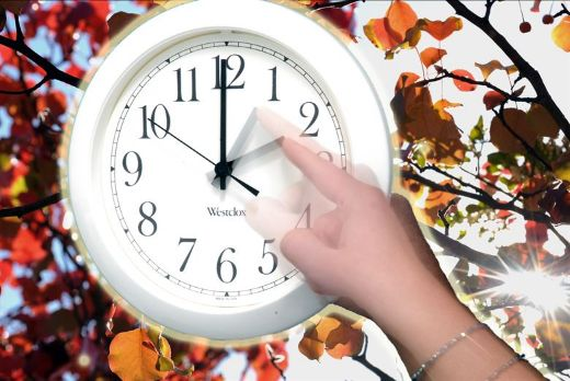 "Add An Extra Hour To Your Weekend By ""Falling Back"" This Sunday"