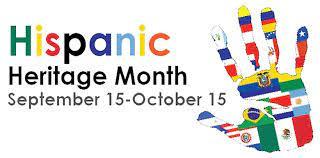 Celebrating National Hispanic Heritage Month