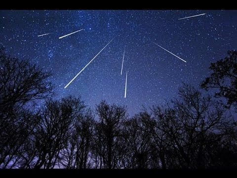 Coming To A Sky Near You - The Spectacular Perseid Meteor Showers