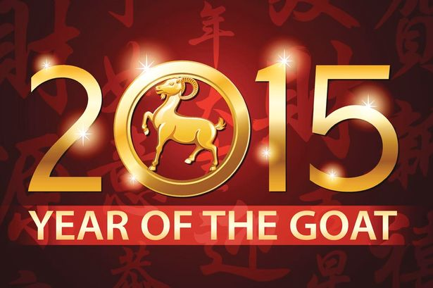 China Gets Ready To Usher In The Year Of Goat/Sheep Kids News Article