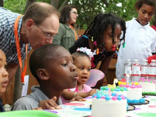 Birthday Party Project Brings Kids Joy One Party At A Time
