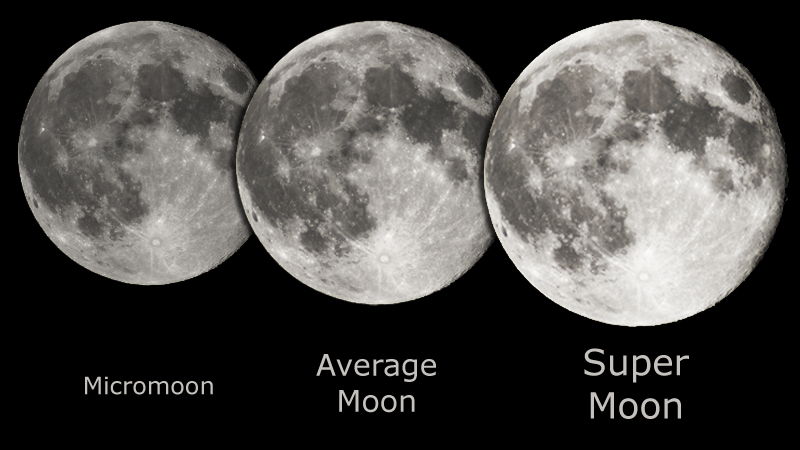 Brightest moon of 2020 will be April's Full Pink Supermoon
